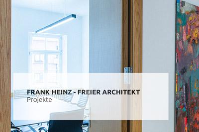 Architekturbüro – Frank Heinz