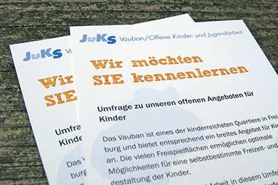 JuKS Vauban – Offene Kinder- und Jugendarbeit