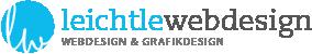 Webdesign & Grafikdesign von leichtle webdesign