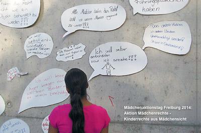 AG Mädchen in der Jugendhilfe Freiburg