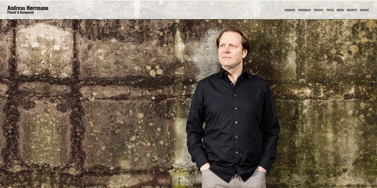 Andreas Herrmann – Pianist & Komponist