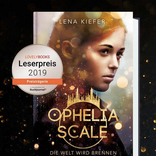 Lena Kiefer – Jugendbuchautorin