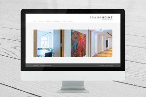 screenshot-website-frank-heinz-desktop