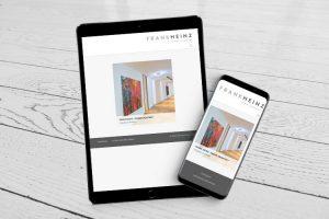 screenshot-website-frank-heinz-mobil