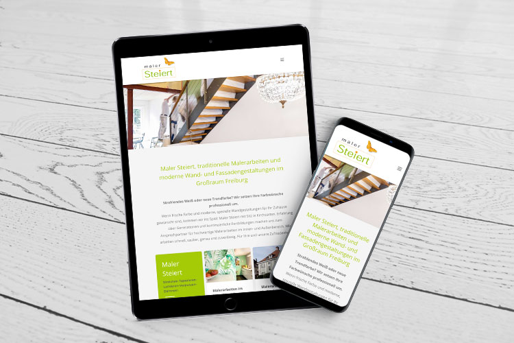 screenshot-website-maler-steiert-mobil